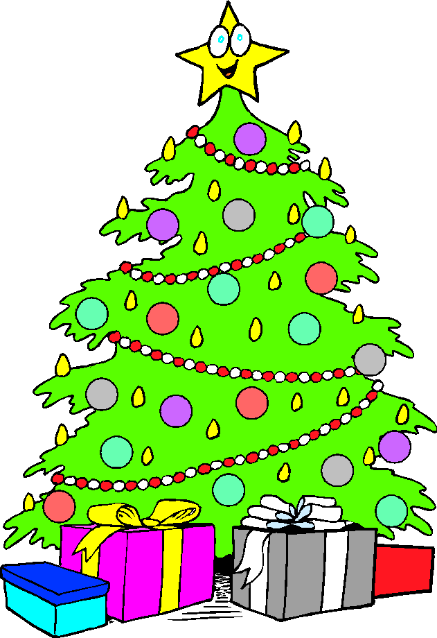 Kleurplaten Kerstfeest