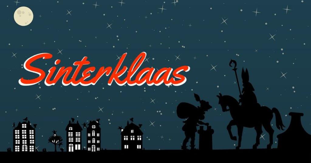 Sinterklaas op Speelzolder